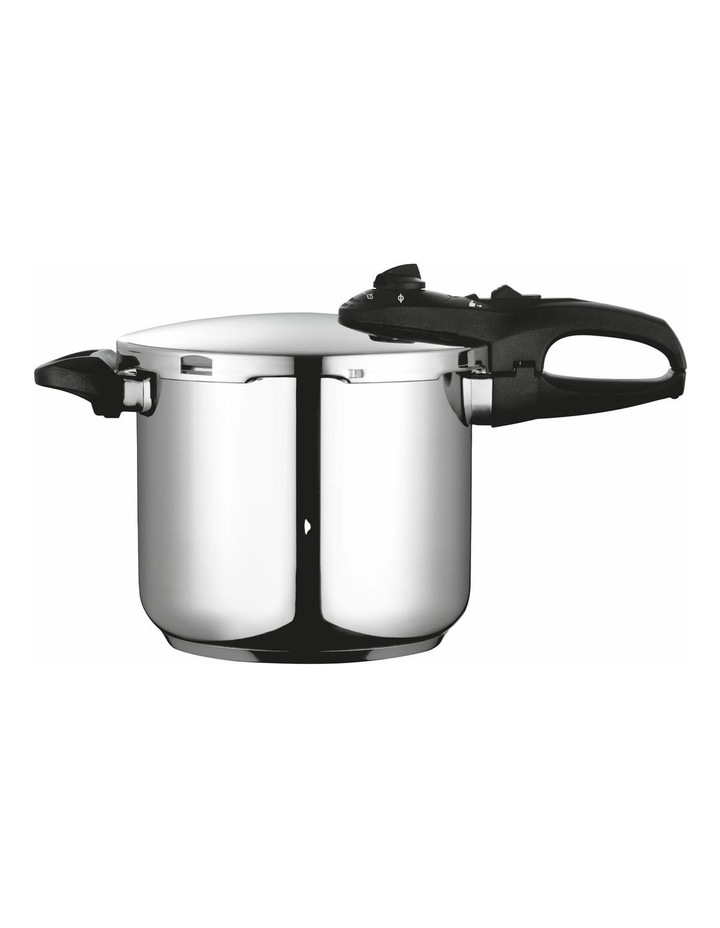 """Duo"" Stainless Steel Pressure Cooker 7.5L image 2"