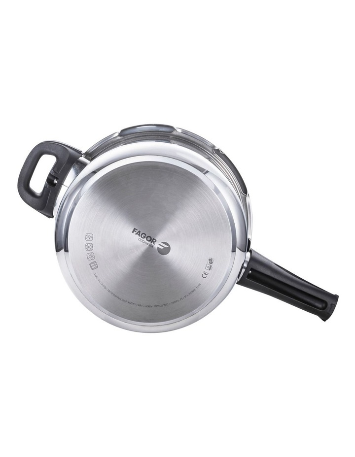 """Duo"" Stainless Steel Pressure Cooker 7.5L image 4"