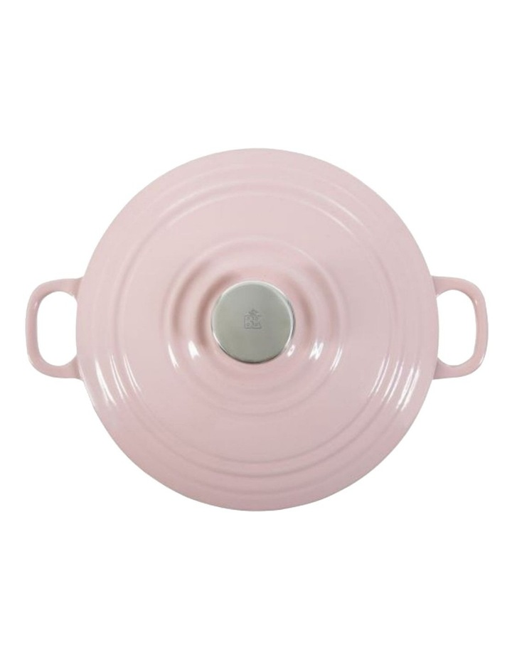 BK Bourgogne Covered Dutch Oven Dusky Pink 24cm image 2
