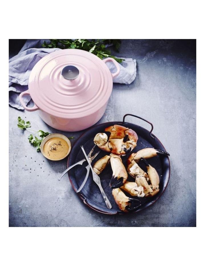 BK Bourgogne Covered Dutch Oven Dusky Pink 24cm image 4