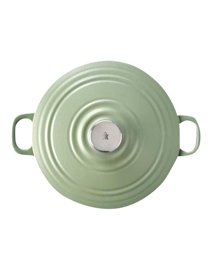 BK Bourgogne Covered Dutch Oven Olive Green 24cm image 2