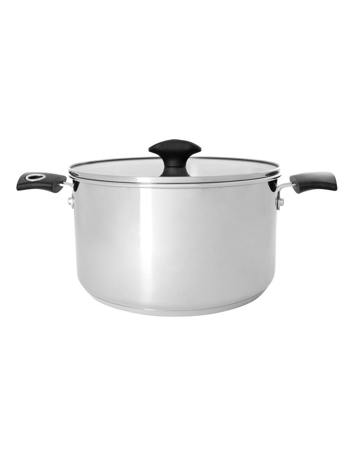 Concerto Stainless Steel 24cm/5.7L Covered Stockpot image 1