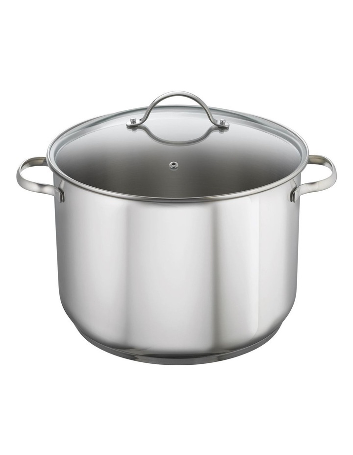 12L Stainless Steel Stockpot image 1