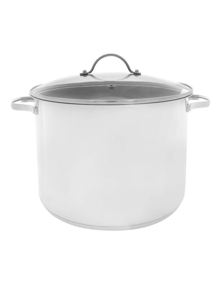 Stainless Steel Stockpot 12L image 1