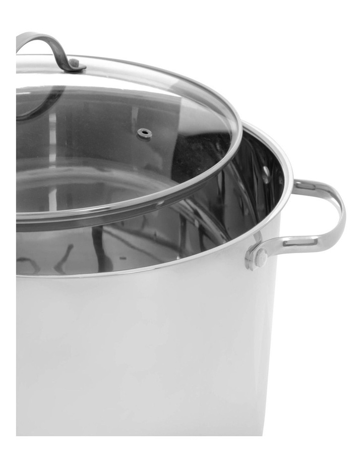 Stainless Steel Stockpot 12L image 2
