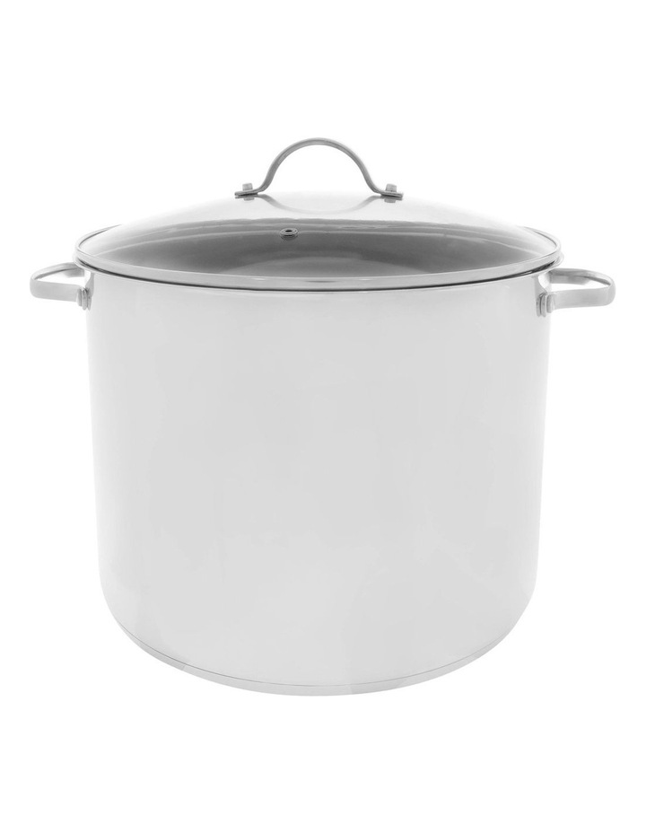 16L Stainless Steel Stockpot image 1