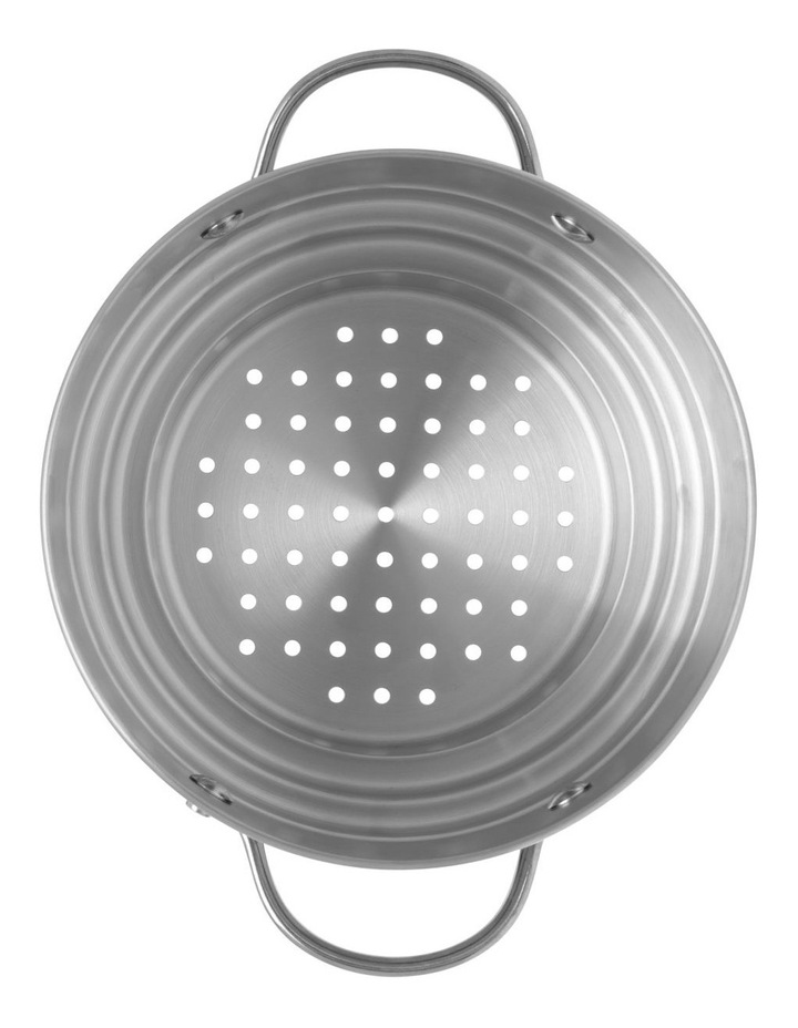 Concerto Stainless Steel 20cm Universal Steamer image 1