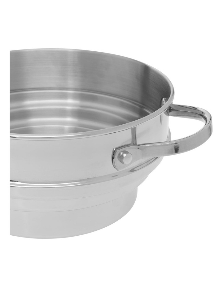 Concerto Stainless Steel 20cm Universal Steamer image 2