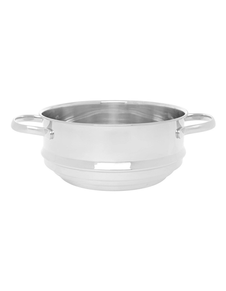 Stainless Steel Universal Steamer 20cm image 1