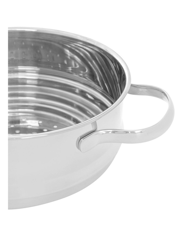 Stainless Steel Universal Steamer 20cm image 2