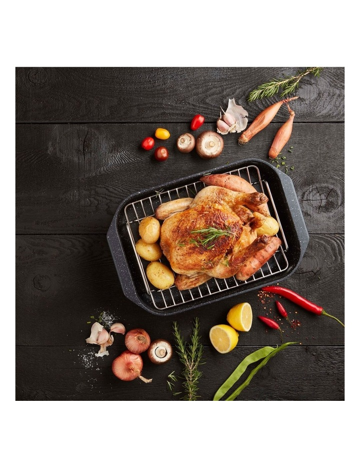 Classic Roaster with Rack 39x26cm image 2