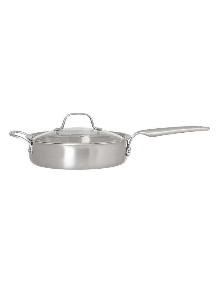 Ultima 3 Triply Stainless Steel Sautepan  24cm/2.6L image 1