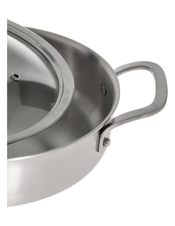 Ultima 3 Triply Stainless Steel Sautepan  24cm/2.6L image 2