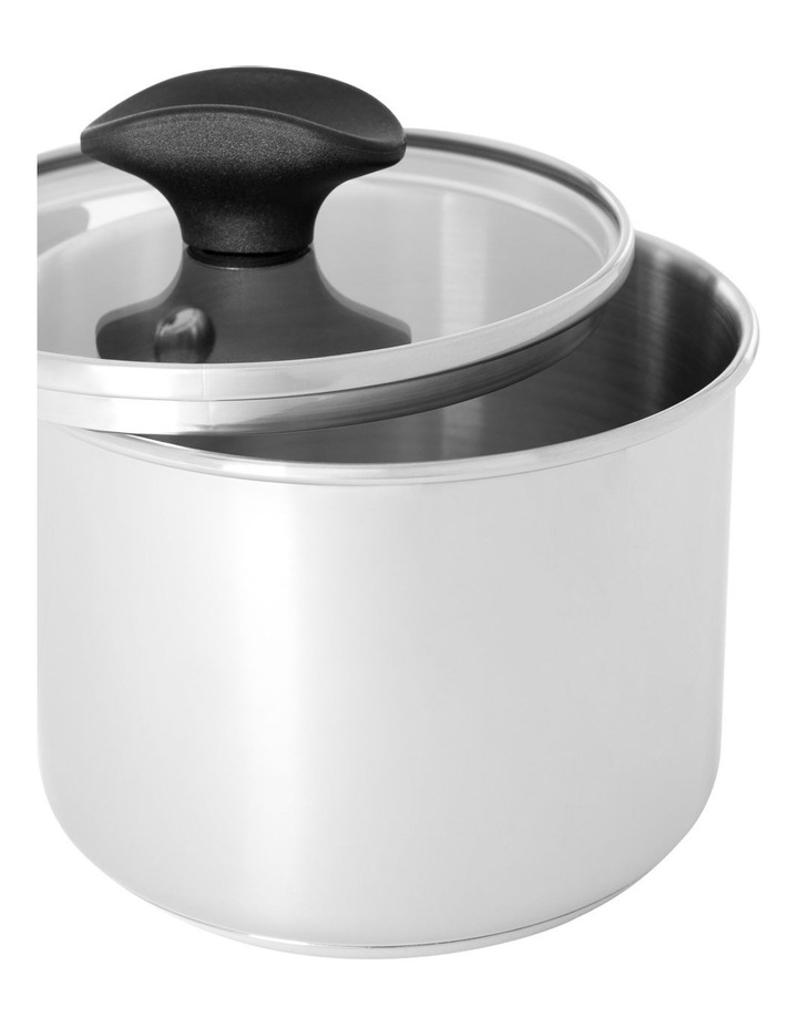 Concerto Stainless Steel 14cm/1.4L Covered Saucepan image 2