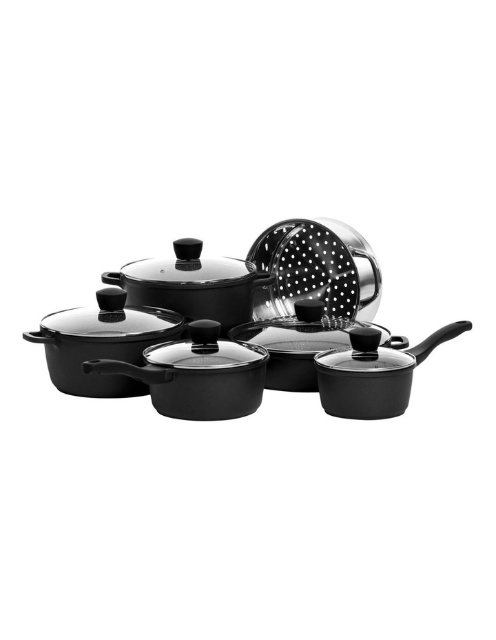 Cast Aluminium Non-Stick 10 Piece Cook Set image 2