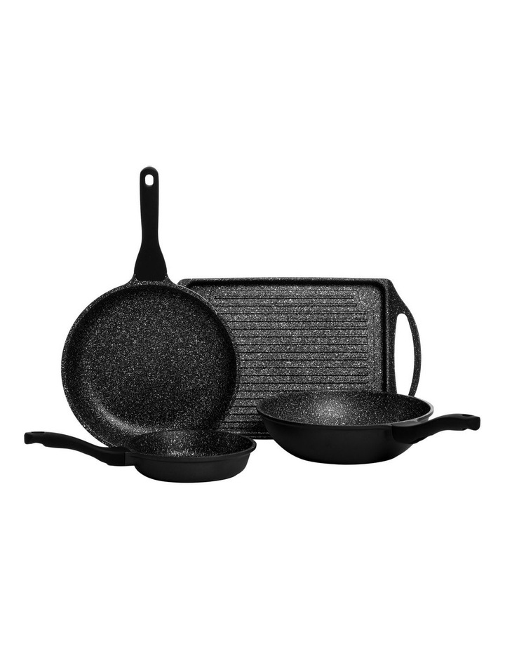 Cast Aluminium Non-Stick 10 Piece Cook Set image 3