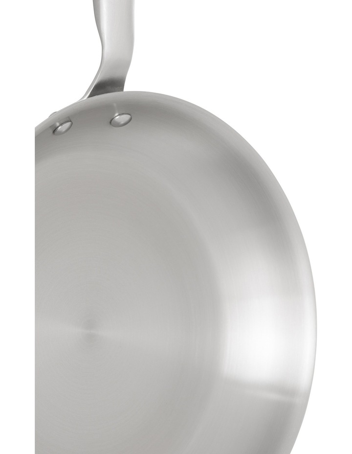 Ultima 3 Triply Stainless Steel Frypan  26cm image 2