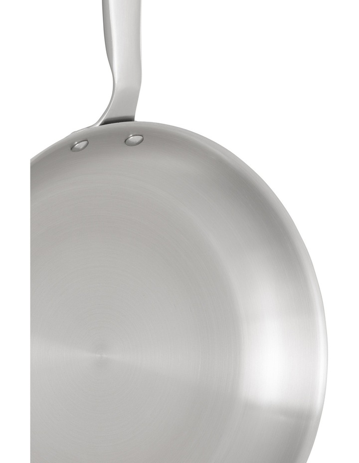 Ultima 3 Triply Stainless Steel Frypan, 30cm image 2