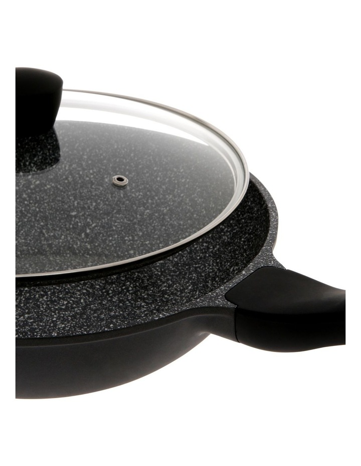 Classic Non-Stick Wok with Lid 28cm image 2