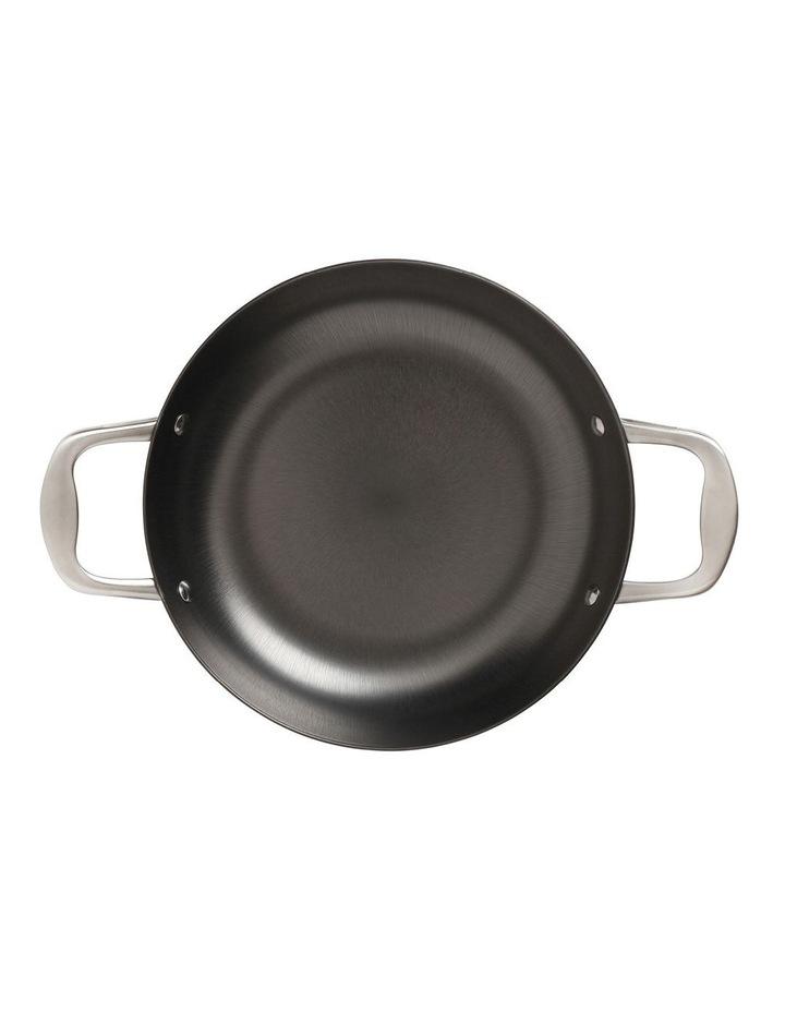 Lightweight Cast Iron Cook's Pan 30cm image 3