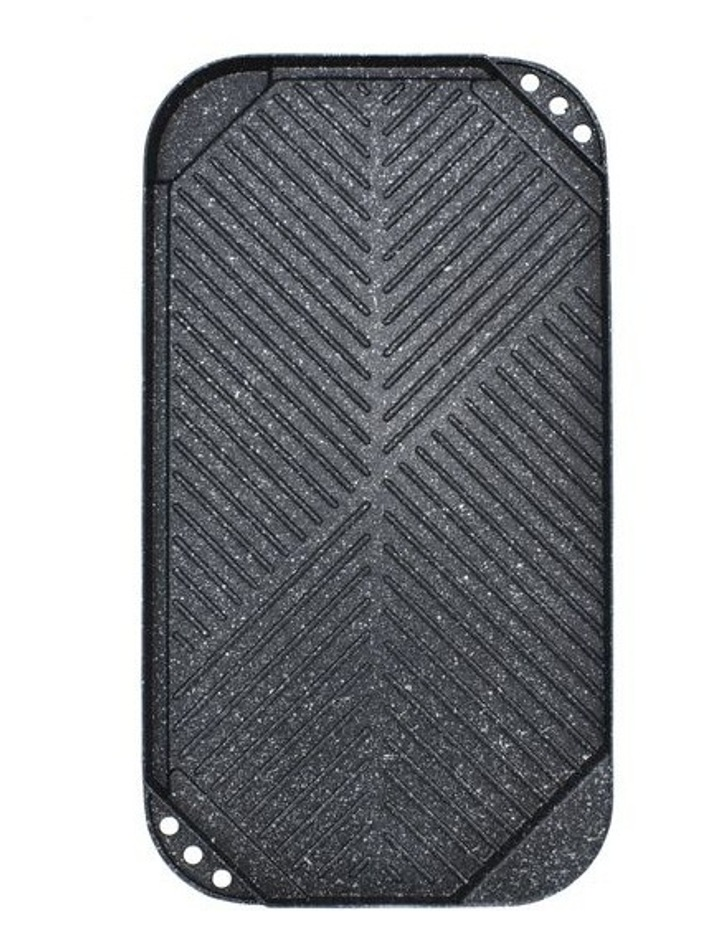 Classic Non-Stick Double Sided Griddle 50x27.5cm image 2