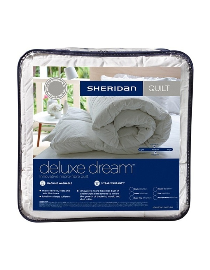 Deluxe Dream Polyester Quilt image 2