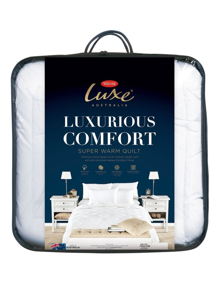 Tontine Luxe Luxurious Comfort Super Warm Quilt image 1