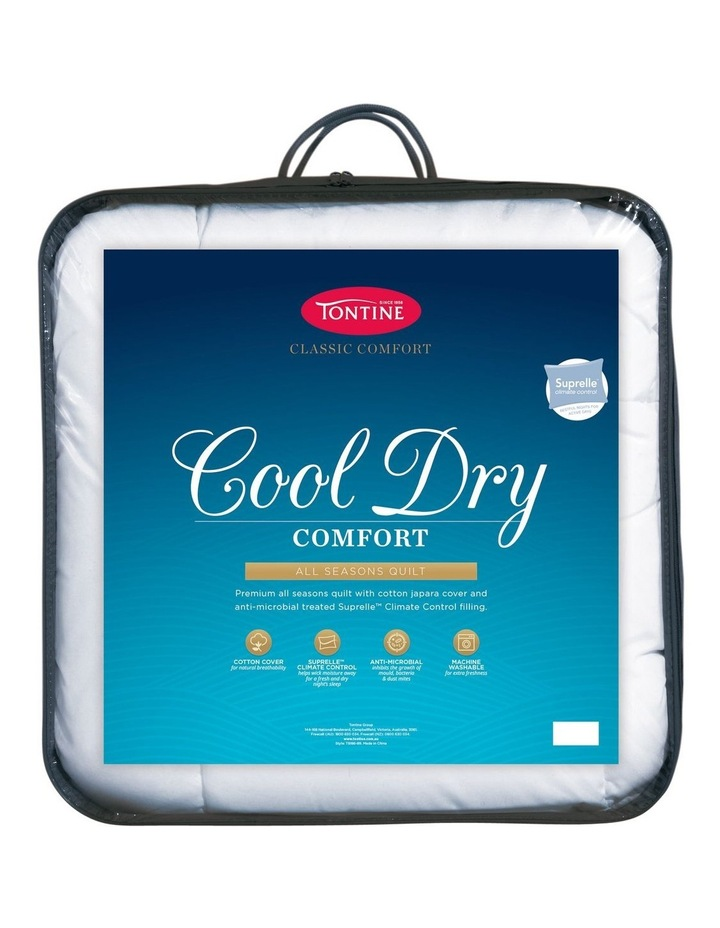 Cool Dry Comfort Quilt image 1