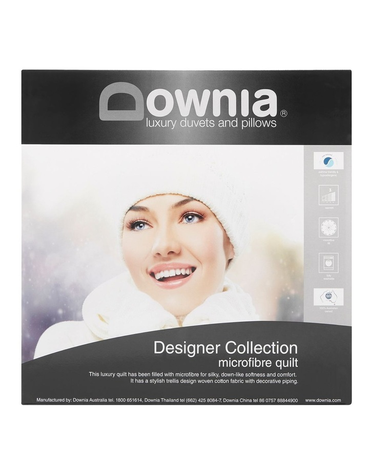 Designer Collection Microfibre Quilt image 1