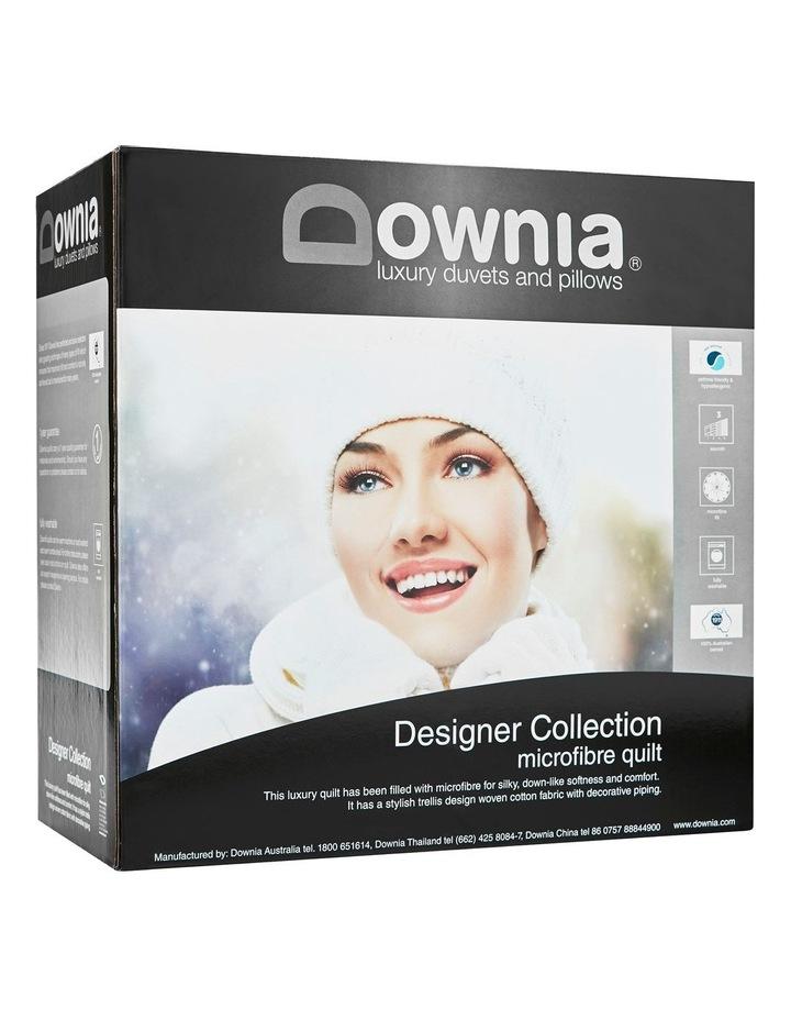Designer Collection Microfibre Quilt image 2