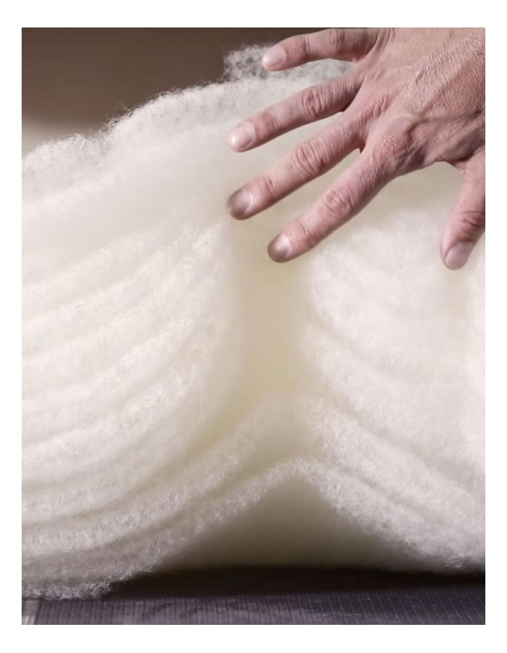 Cool Wool/Cotton Quilt image 7