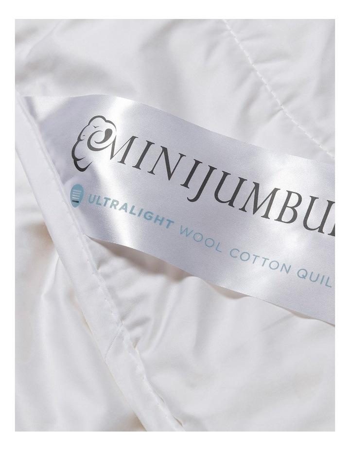 Ultralight Wool/Cotton Quilt image 4
