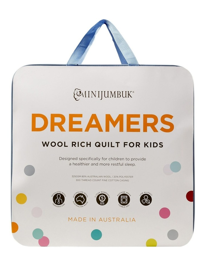 Dreamers Wool/Polyester Quilt image 1