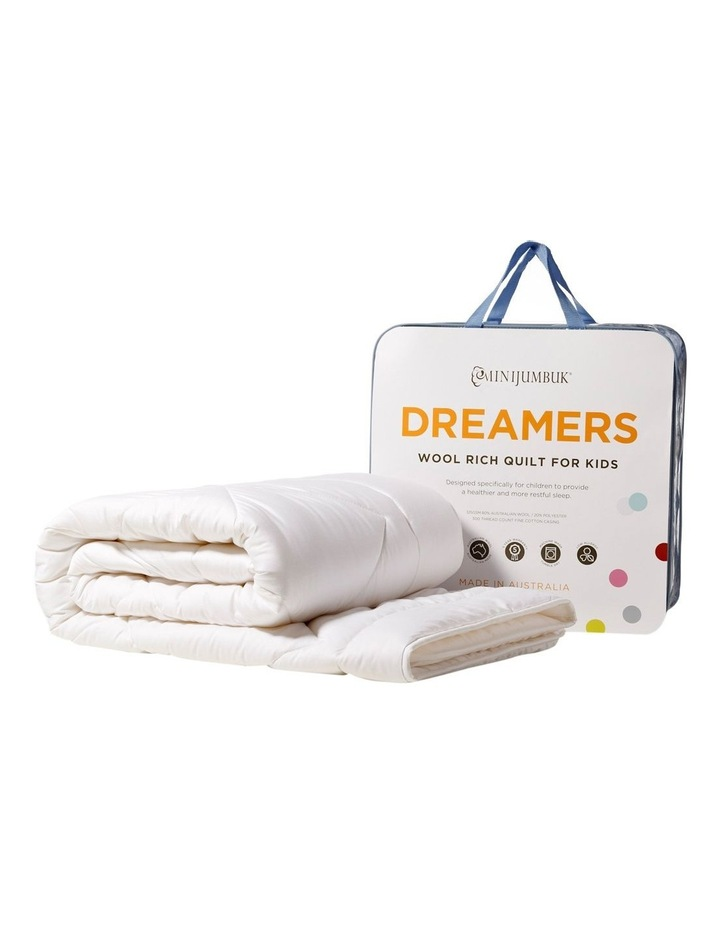 Dreamers Wool Rich Quilt for Kids image 2