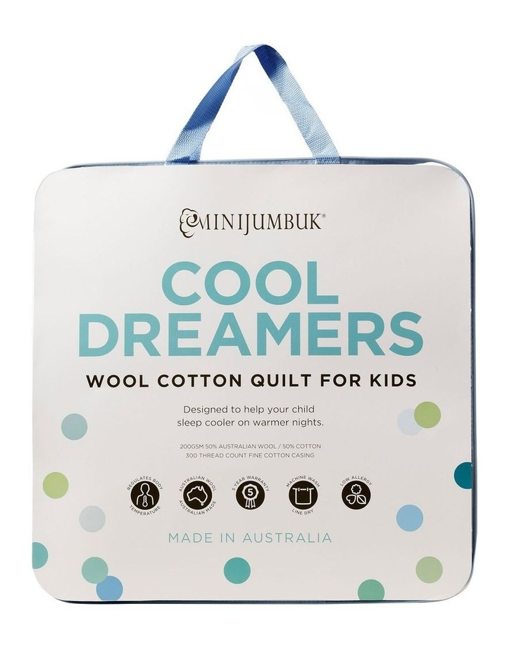 Cool Dreamers Kids Quilt image 1