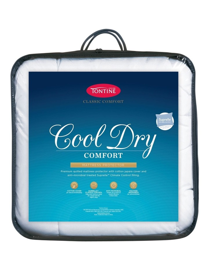 Cool Dry Comfort Mattress protector image 1