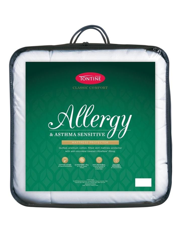 Classics Allergy Sensitive Mattress protector image 1