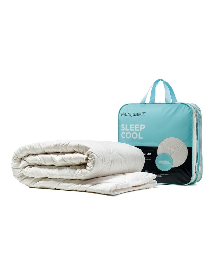 Sleep Cool Wool/Cotton Mattress Protector image 2