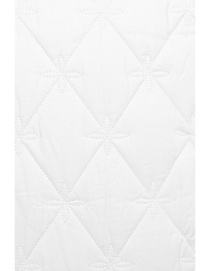 Quilted Cotton Mattress Protector image 2