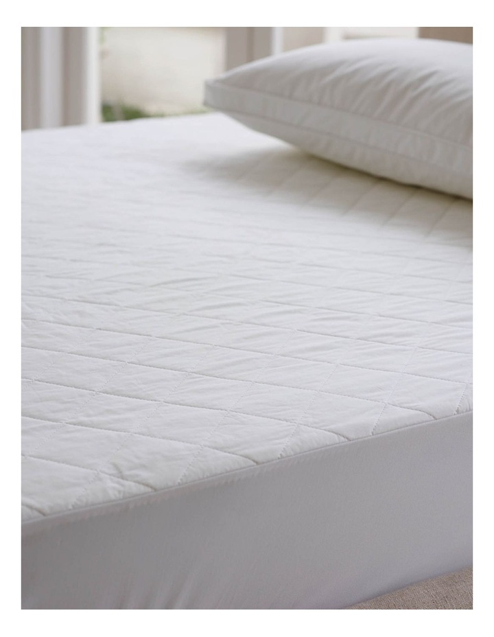 Ultracool Cotton Waterproof Mattress Protector image 1