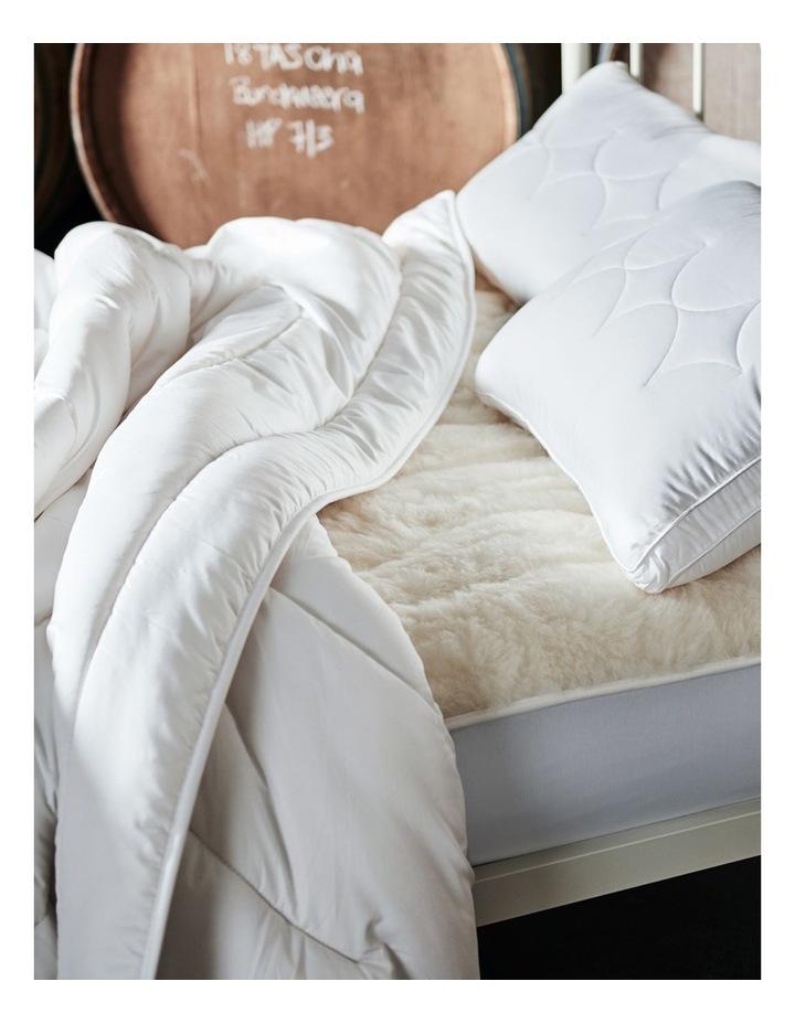 Sleep Cool Wool/Cotton Pillow Protector image 4