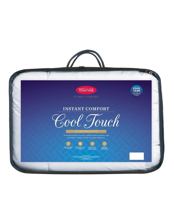 Classic Comfort Cool Touch Pillow Protector image 1