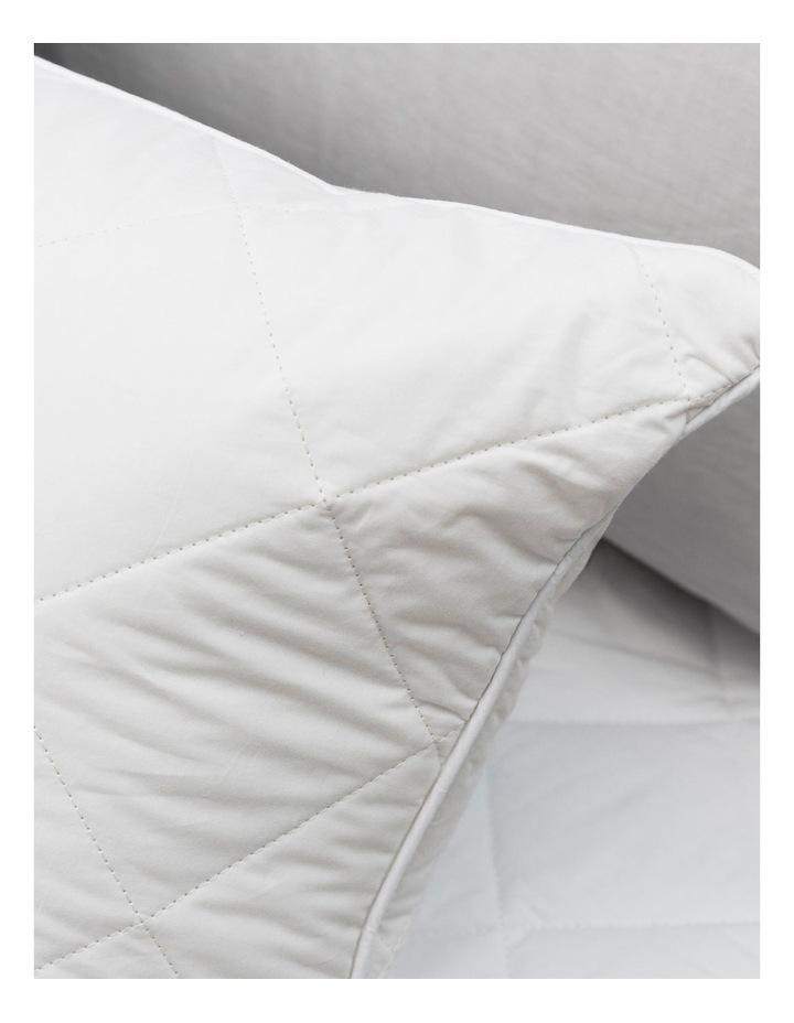 Homestead Junior Australian Washable Wool Pillow Protector image 2