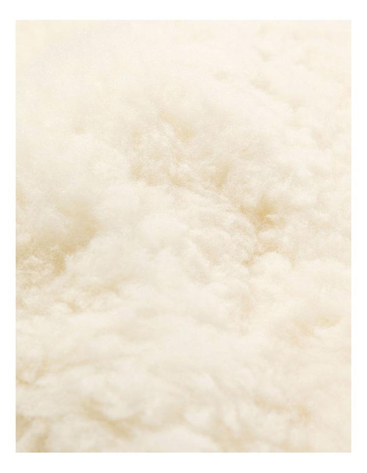 Dreamers Wool Fleece Mattress Topper for Kids image 3
