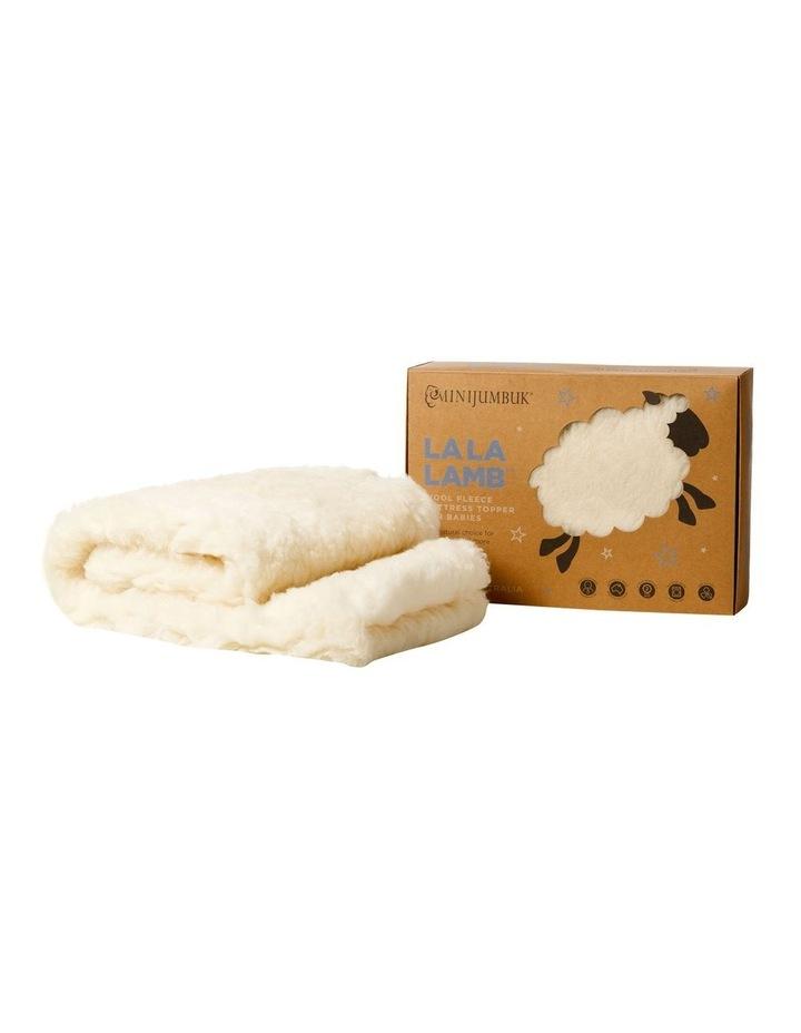 La La Lamb Mattress Topper image 5