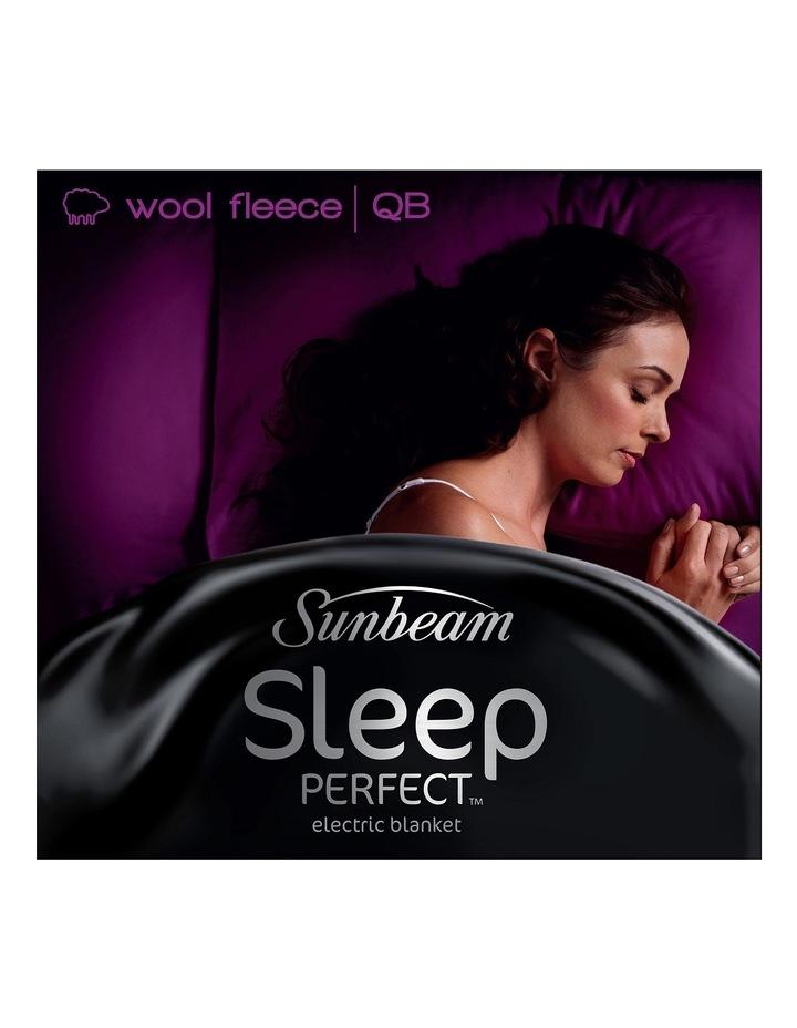 Sleep Perfect Wool Fleece Electric Blanket image 1