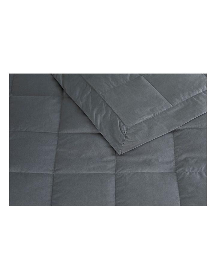 Culver Blanket in Storm image 2