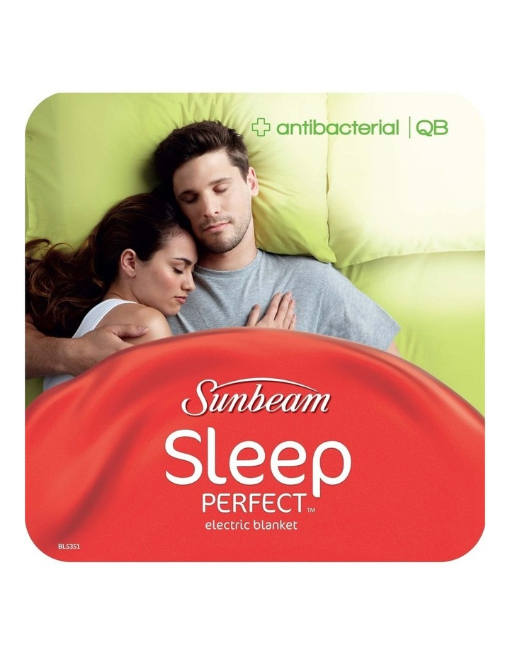 Sleep Perfect Antibacterial Electric Blanket image 1