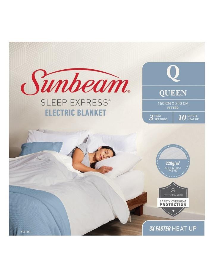 Sunbeam Sleep Express Electric Blankets image 1