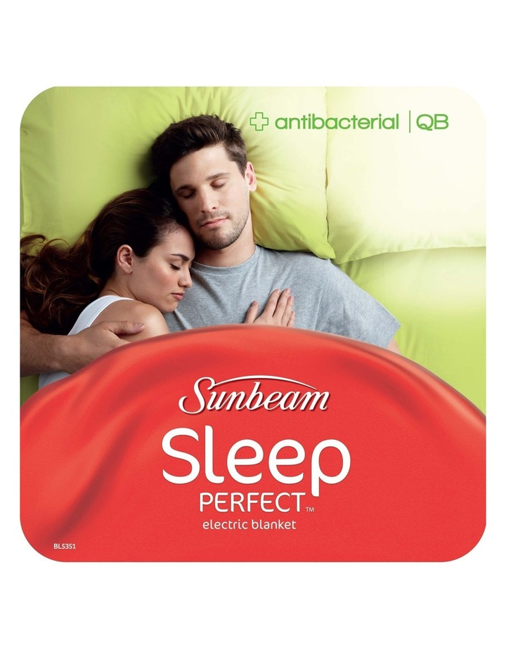 Sleep Perfect Antibacterial Electric Blanket image 1